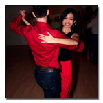 Learn how to dance The merengue