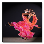 Learn how to dance The Quickstep